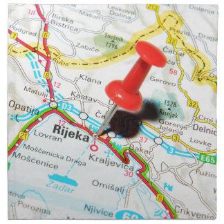 Rijeka, Croatia Napkin