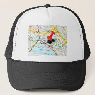 Rijeka, Croatia Trucker Hat