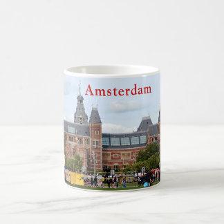 Rijksmuseum in Amsterdam Coffee Mug