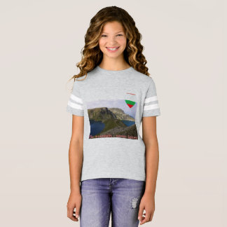 """Rila mountain"" T-shirt"