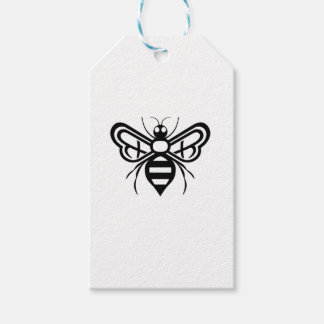 Riley Acres Bee Logo Gift Tags