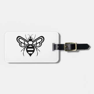 Riley Acres Bee Logo Luggage Tag