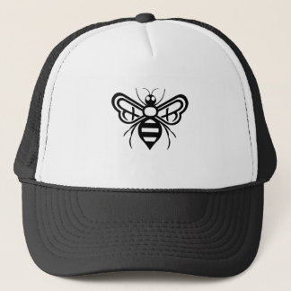 Riley Acres Bee Logo Trucker Hat