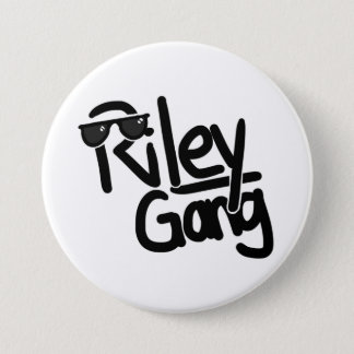 Riley Gang (3 Inch) Button