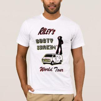 Riley's Booty Shakin' World Tour T-Shirt