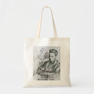 Rilke - croquis sacs fourre-tout