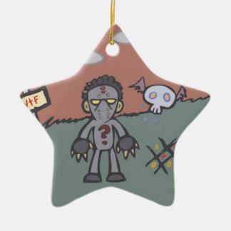 Rilla Star Ornament