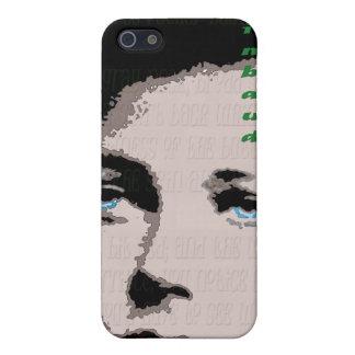 Rimbaud i-phone case iPhone 5 cases
