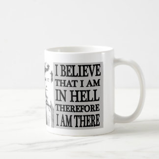 Rimbaud in Hell Cup Coffee Mugs