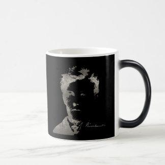 Rimbaud Morphing Mug