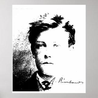 Rimbaud Poster