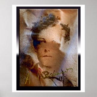 Rimbaud Print