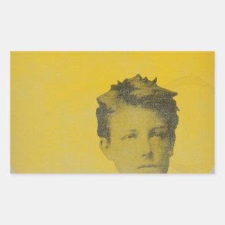 Rimbaud Sticker