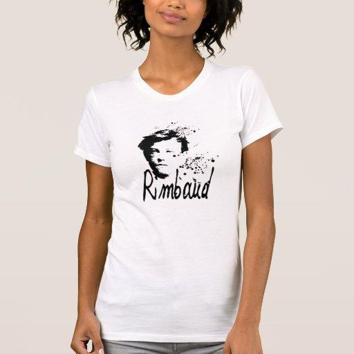 RIMBAUD T-Shirt Tee Shirts