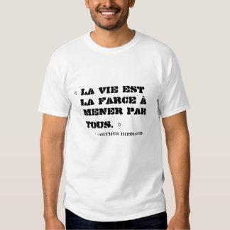 Rimbaud T-shirts