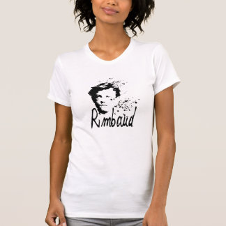 RIMBAUD Women White T-Shirt