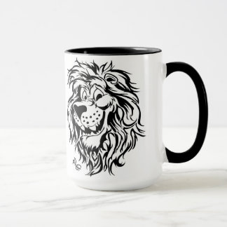 Rimonimus the small lion cup