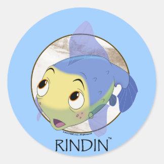 RINDIN sticker