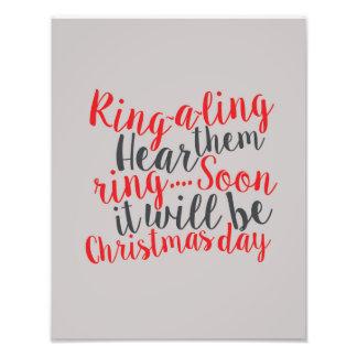 Ring-a-Ling 11x14 print
