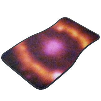 Ring Around Supernova 1987A Floor Mat