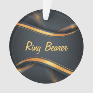 Ring Bearer (b/g) Ornament