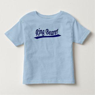 Ring Bearer BaseBall Shirt