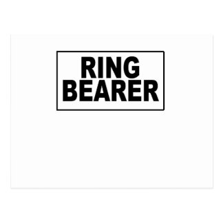 Ring Bearer Box png Postcards