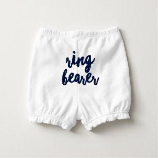 Ring Bearer Diaper Cover