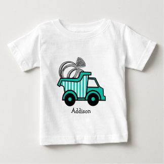 Ring Bearer Dump Truck Baby T-Shirt