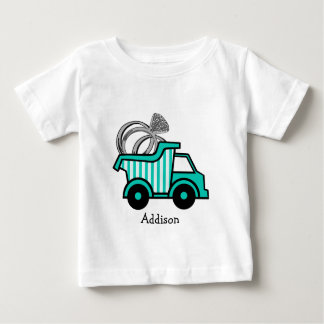 Ring Bearer Dump Truck T Shirt