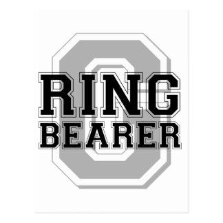Ring Bearer Groom Cheer Post Cards