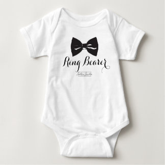 Ring Bearer Onsie Baby Bodysuit