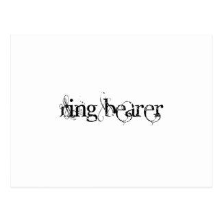 Ring Bearer Postcards