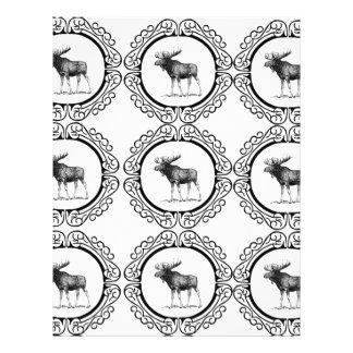 ring herd of moose letterhead