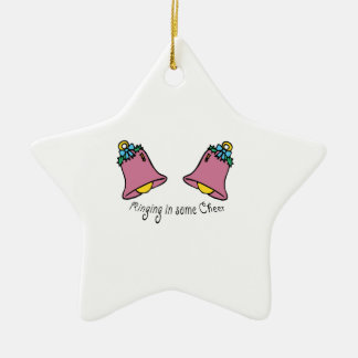 Ring In Cheer Christmas Ornaments
