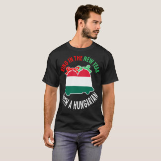 Ring In The New Year With A Hungarian Tshirt