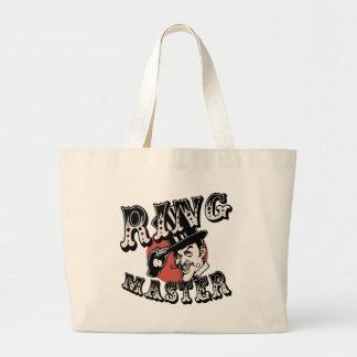 Ring Master Jumbo Tote Bag