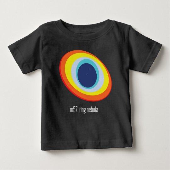 Ring Nebula Baby Tee