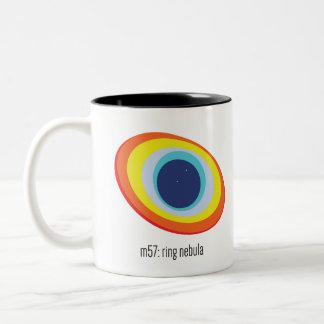 Ring Nebula Mug