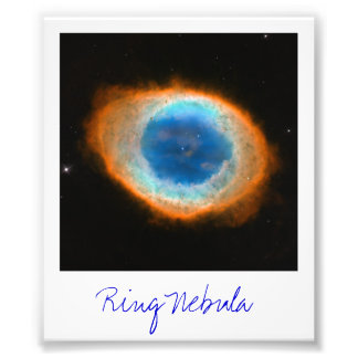 Ring Nebula Photo Print