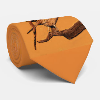 Ring-neck Pheasant (South Dakota) Tie