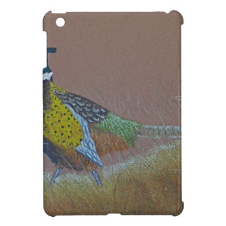 Ring Neck Pheasant Wild Bird iPad Mini Covers
