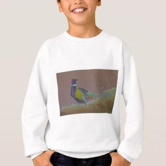 Ring Neck Pheasant Wild Bird Sweatshirt