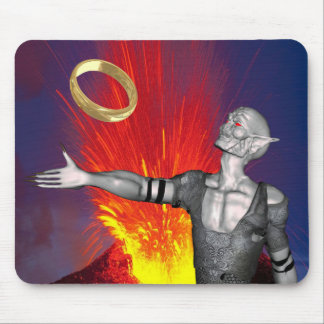 Ring of Destruction Mouse Pad
