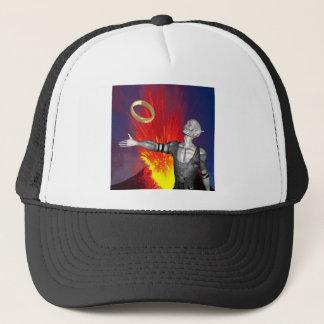 Ring of Destruction Trucker Hat