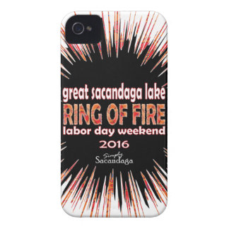 Ring Of Fire 2016 Case-Mate iPhone 4 Cases