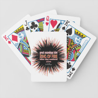 Ring Of Fire 2016 Poker Deck