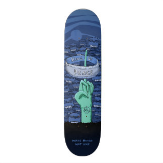 Ring of Peace Skate Deck