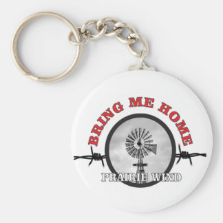 ring of prairie wind keychain