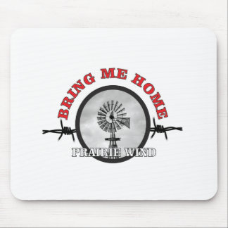 ring of prairie wind mouse pad